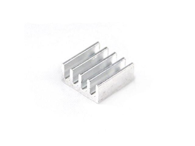 Radiator aluminiu mini 6.5x6x3.5
