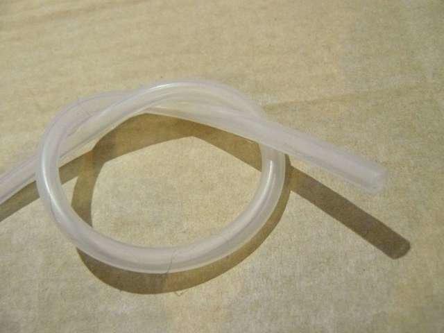 Tub flexibil 4mm 10cm