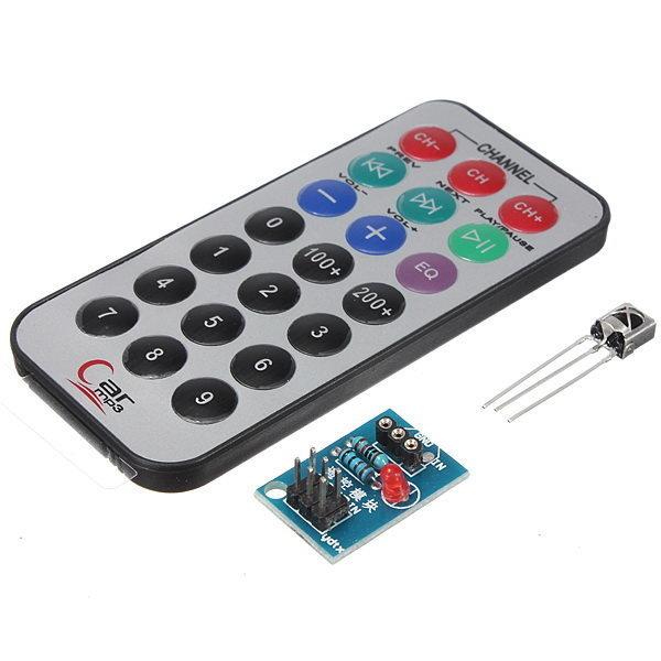Kit Modul telecomanda plus receptor IR