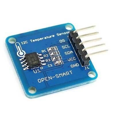 Senzor temperatura I2C LM75A