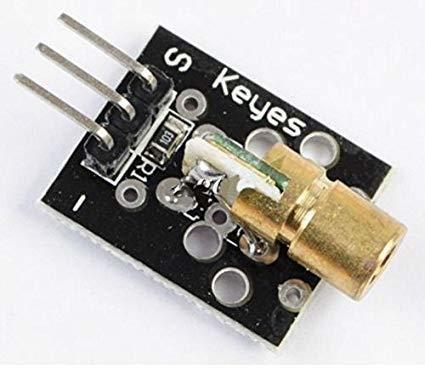 Modul dioda laser KY-008