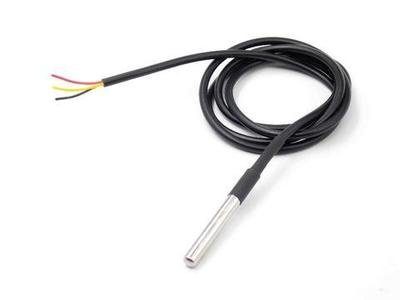 Senzor sonda temperatura impermeabil DS18B20, DSB18B20