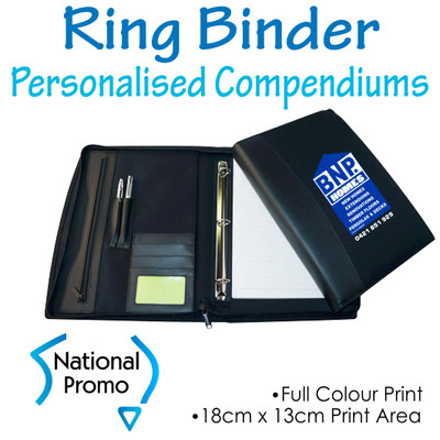 The Ring Binder A4 Compendiums