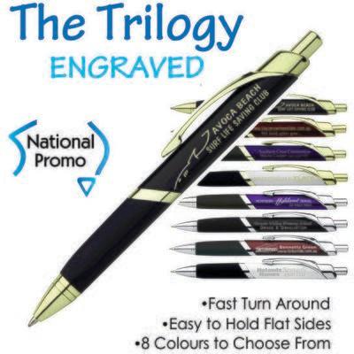 The Trilogy Pen