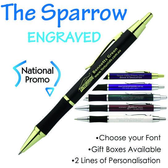 The Sparrow Pen 00010