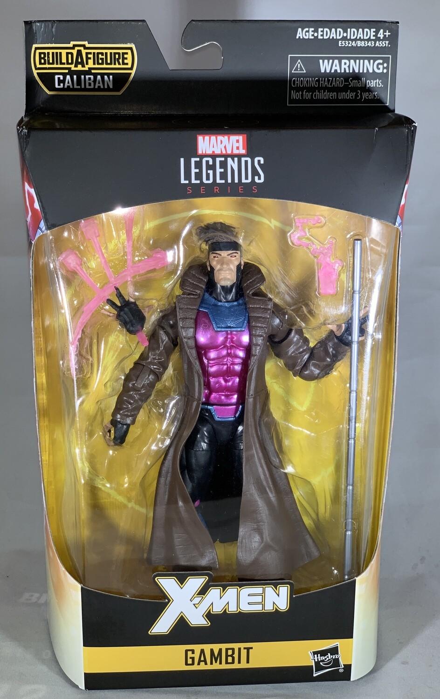 X-Men MARVEL HASBRO LEGENDS SERIES 6-inch Collectible Figurine Gambit