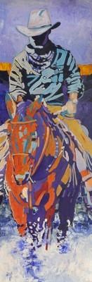 The Lavender Cowboy