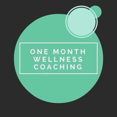 Wellness Coaching Gift Certificate - 4/45