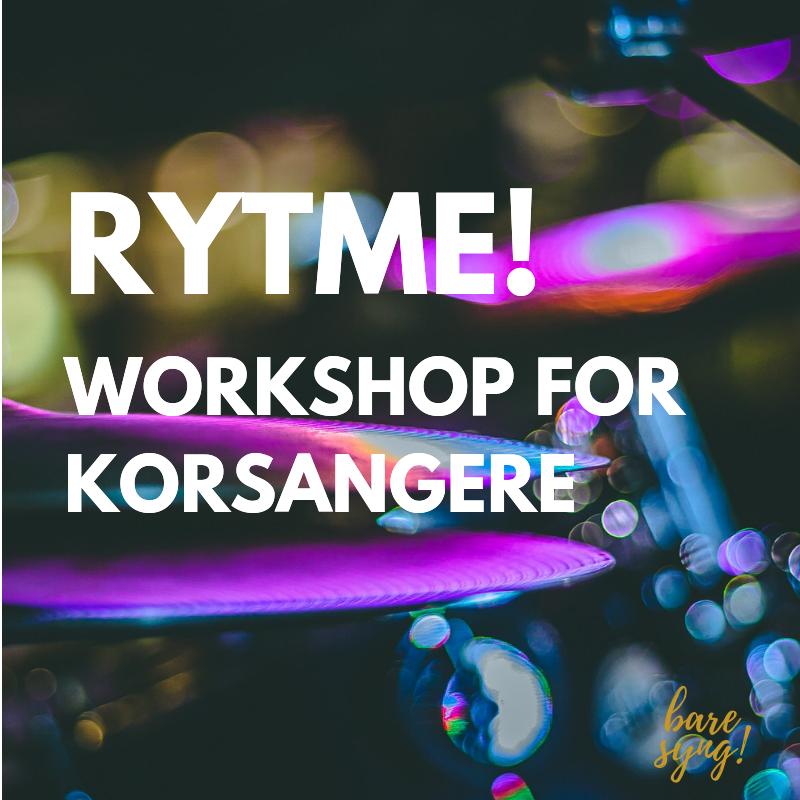Rytme! Workshop for korsangere 16.-17. mars 00008