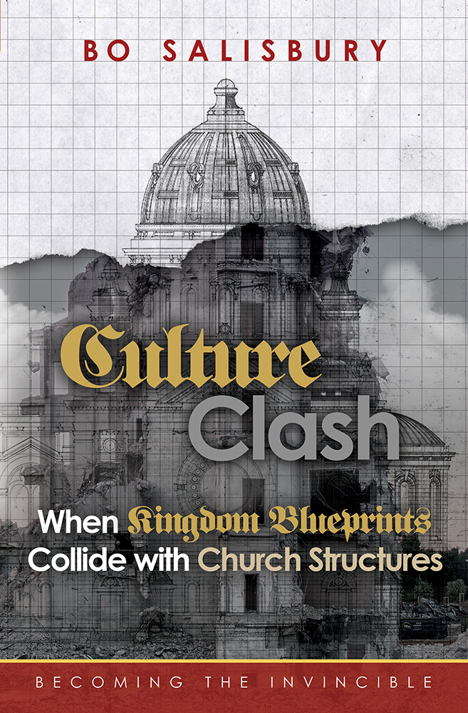 Culture Clash:  Becoming the Invincible (ePub/PDF download)