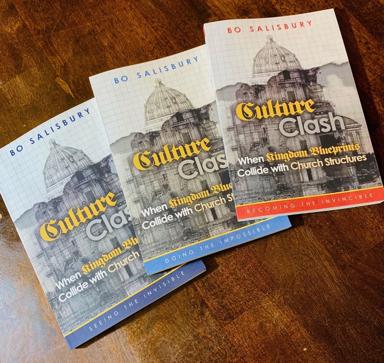 Culture Clash Series (ePub/PDF download all 3 books)