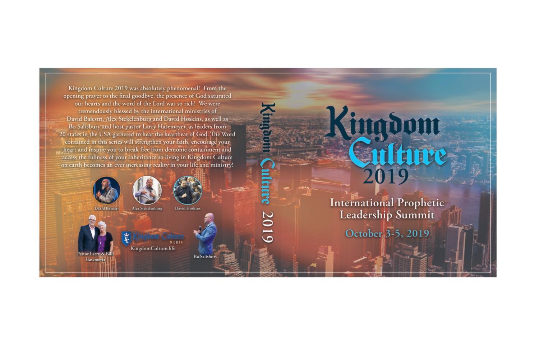 Kingdom Culture 2019 CD Series (MP3 download)