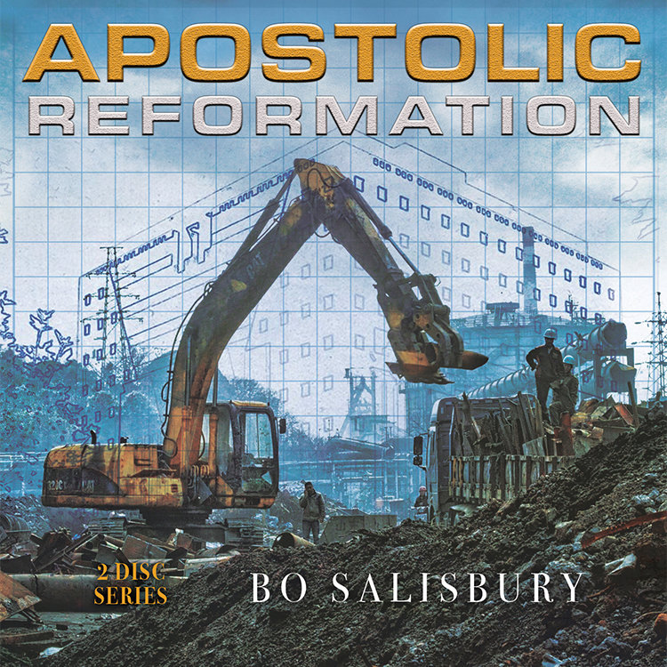 Apostolic Reformation (MP3 download)
