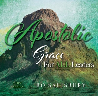 Apostolic Grace for All Leaders
