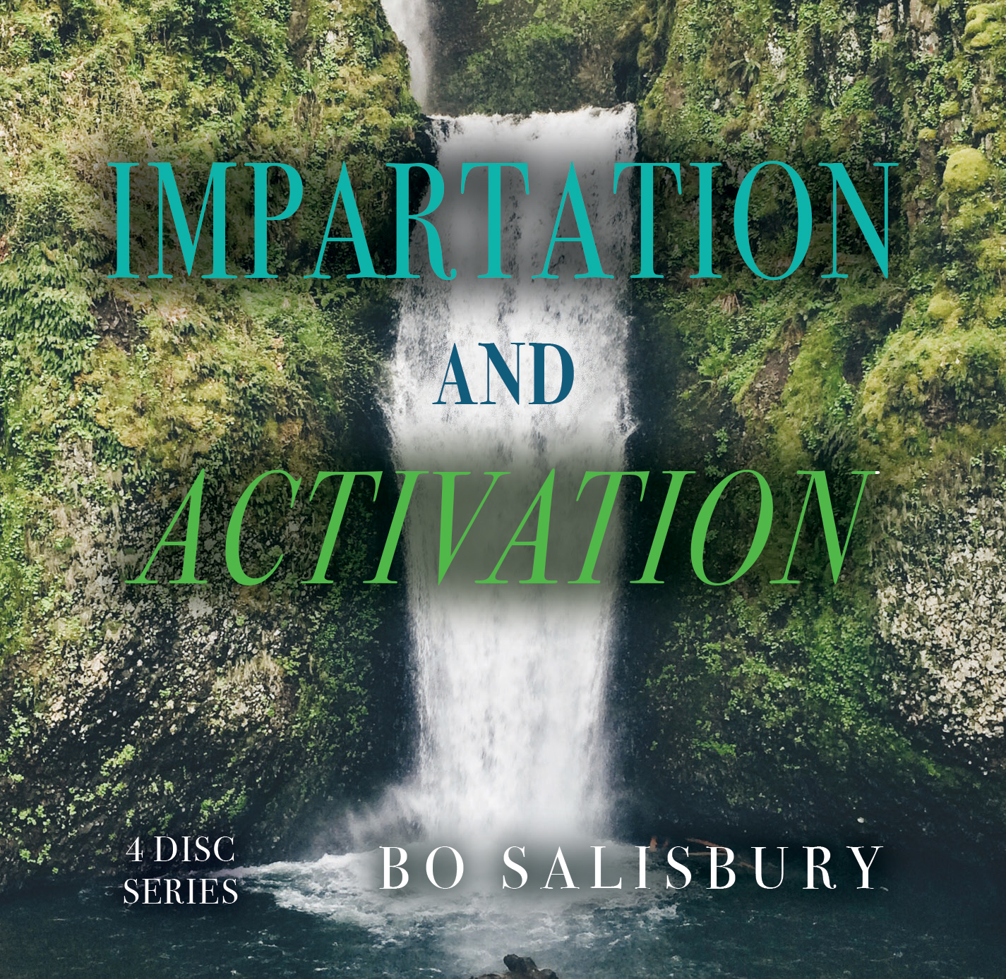 Impartation and Activation 4814