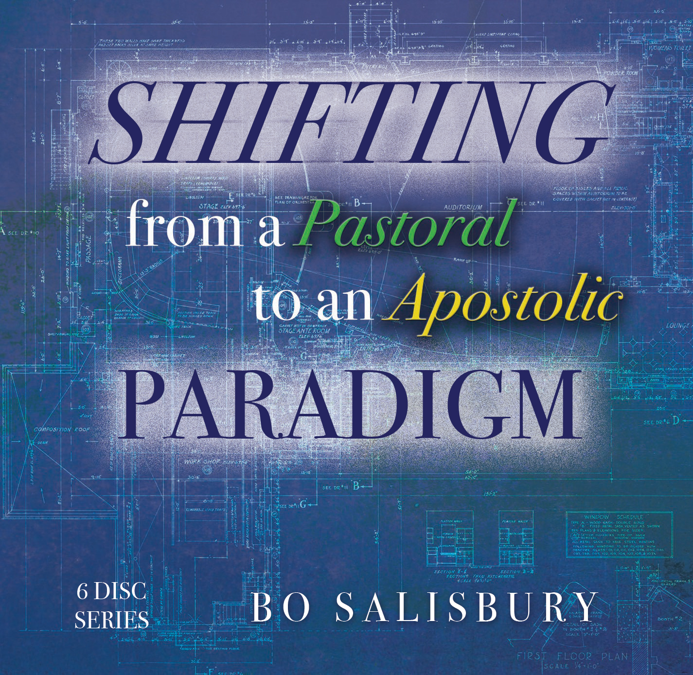 Shifting from a Pastoral to an Apostolic Paradigm 4815