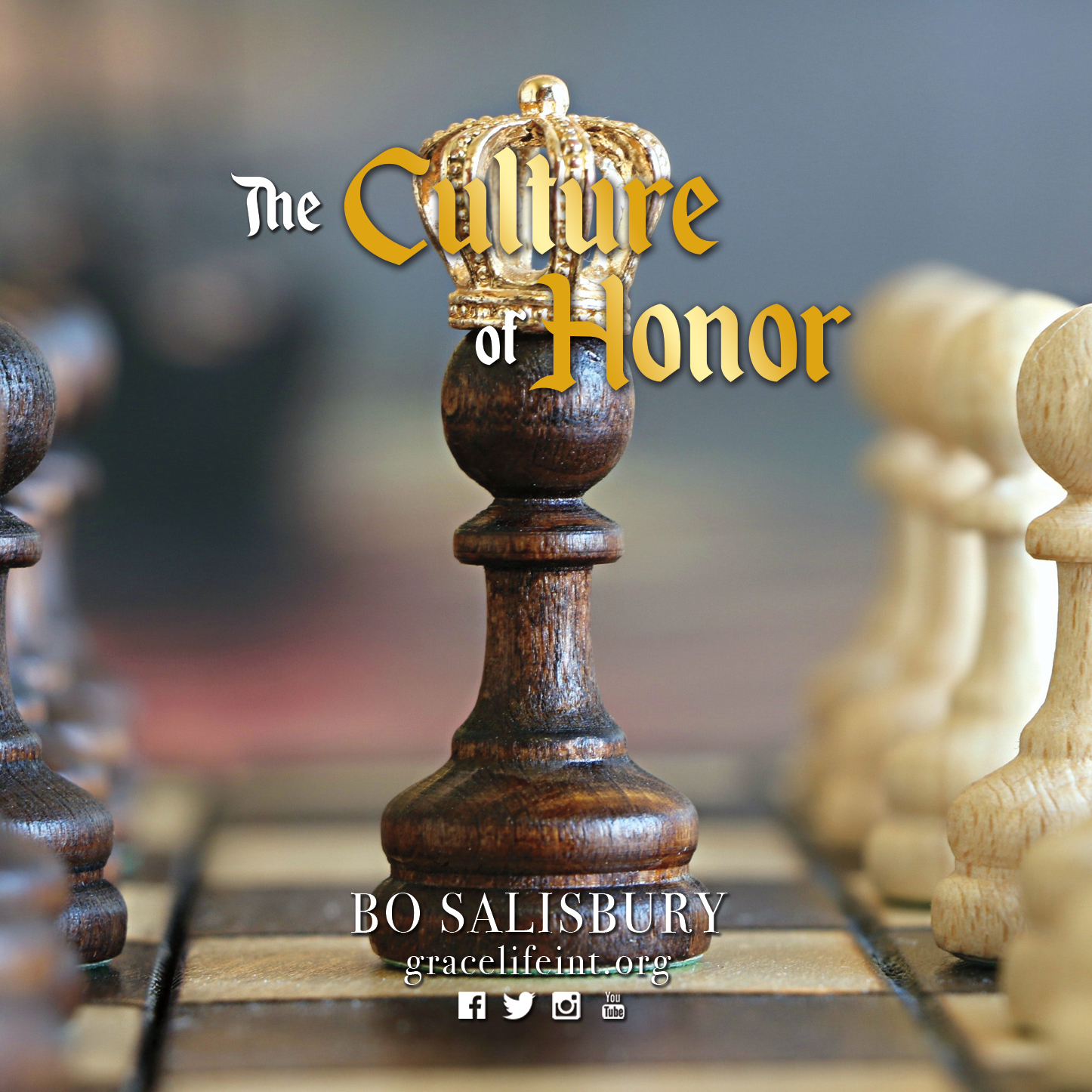 The Culture of Honor 4825