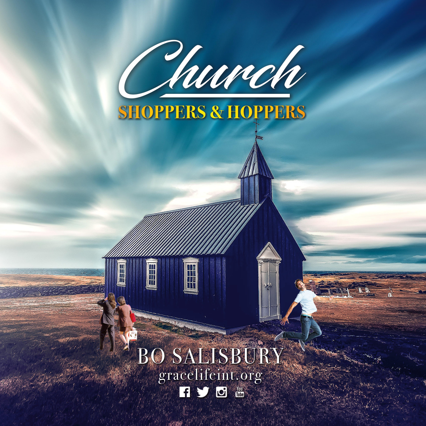 Church Hoppers and Shoppers (MP3 download)