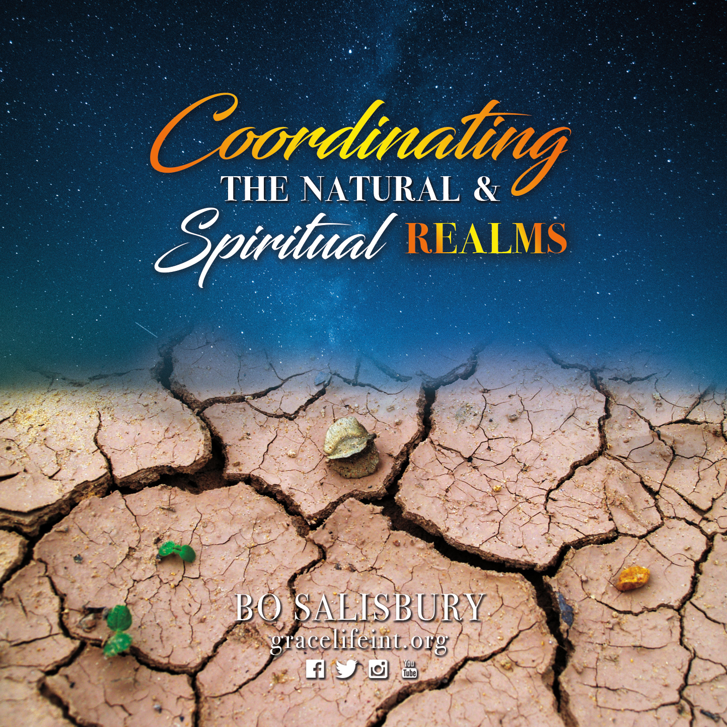 Coordinating the Natural and Spiritual Realms 4823