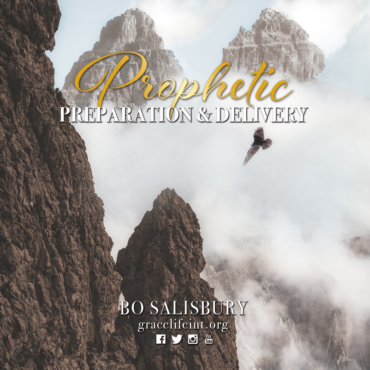 Prophetic Preparation and Delivery 4826