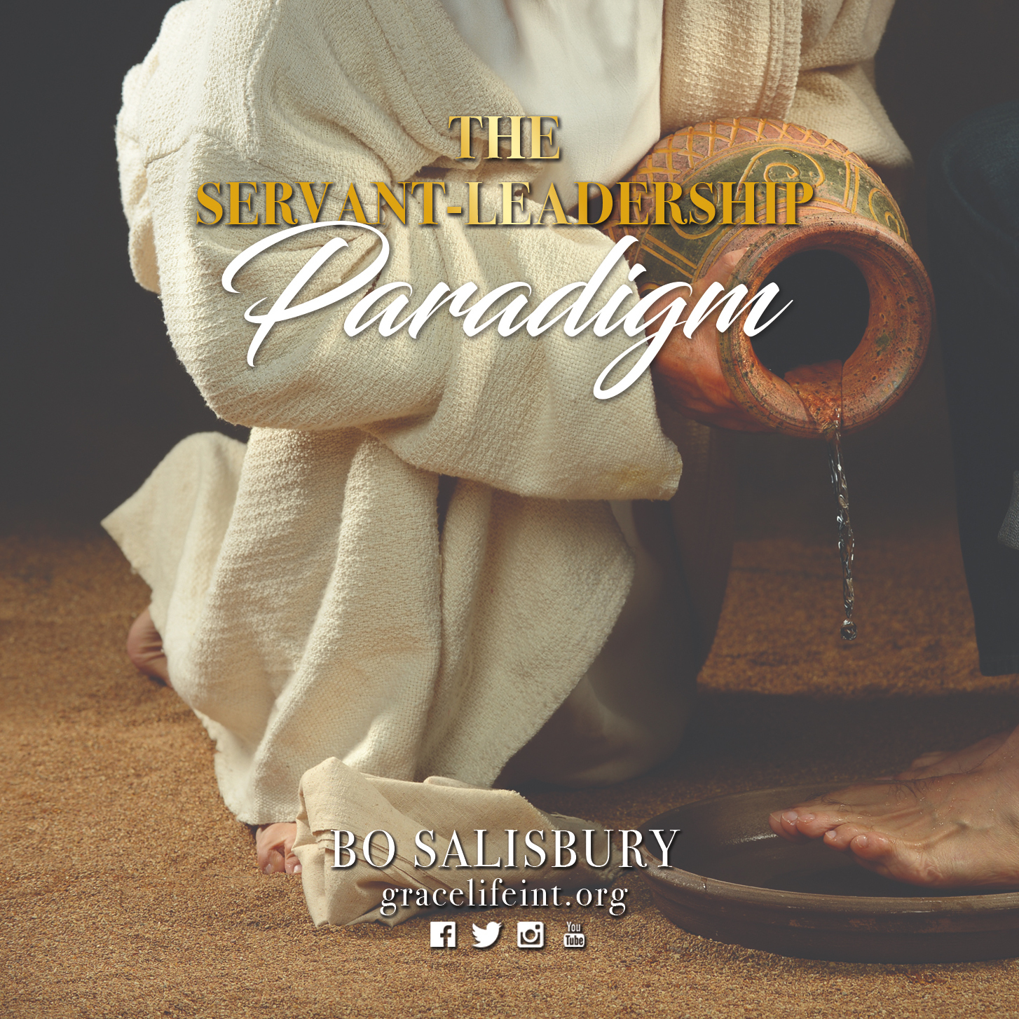 Servant-Leader Paradigm (MP3 download) 00020