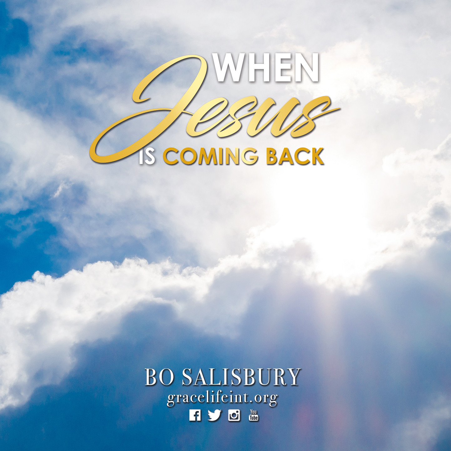 When Jesus is Coming Back