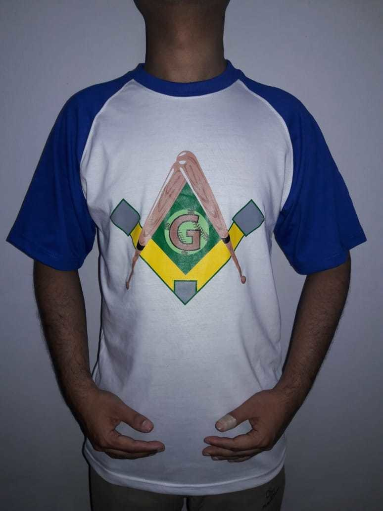 Hall of Fame Masons T-Shirt - Baseball