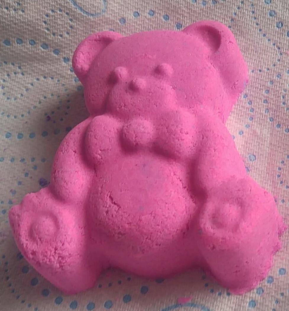 CUTE PINK BEAR 00097