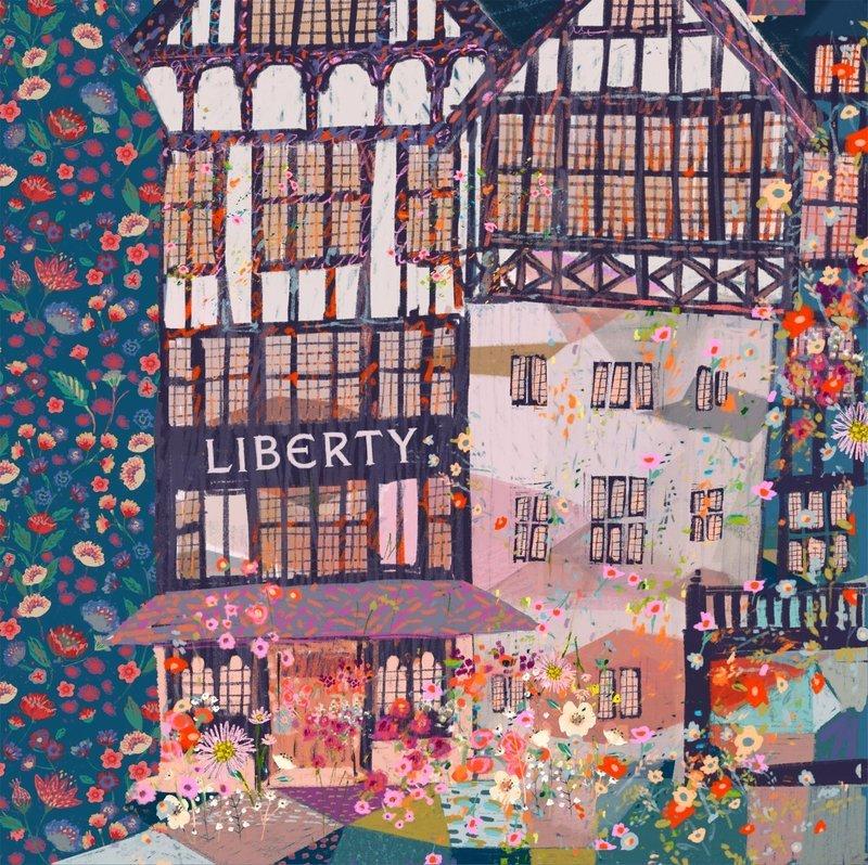 Liberty print
