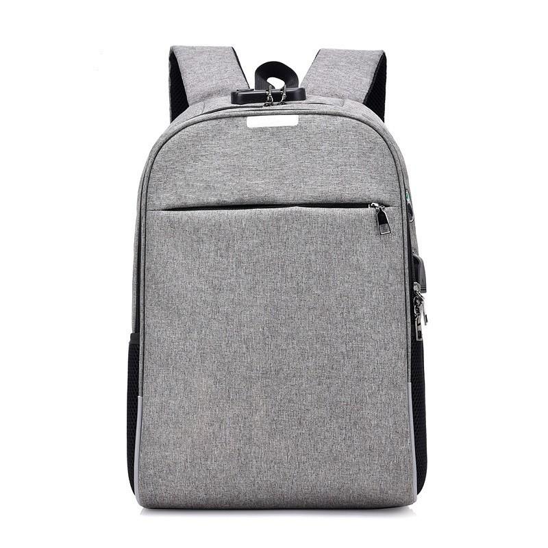 Сумка для ноутбука (Рюкзак) FLYPOWER ANTI THEFT BACKPACK JSTAB018 [010493] (GREY)