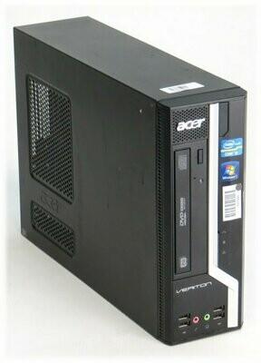 Системный блок (Б/У) ACER VERITON X2630G/X2631G/X2632G SFF (G1840(G1820)/4096MB/500GB/DVD-RW) [030395]