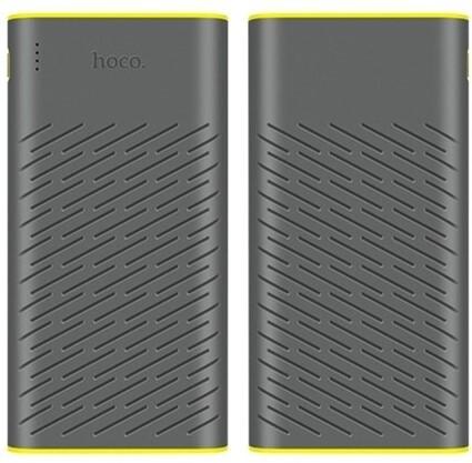 Дополнительная батарея (20000mAh) HOCO B31 REGE [063056] (GRAY)