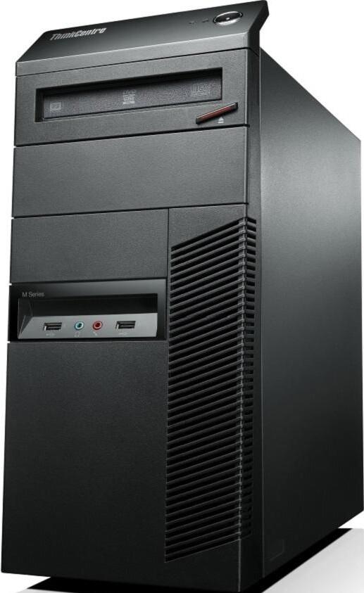 Cистемный блок (Б/У) LENOVO ThinkCentre M82 TOWER (i3-2130/4096MB/500GB/DVD-RW) [028569]