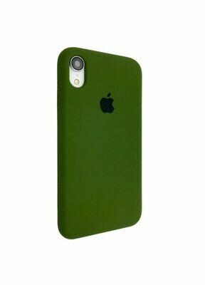 Чехол APPLE iPHONE XS MAX FLYPOWER PLASTIC PACKAGING [029719] (ARMY GREEN)