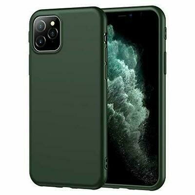 Чехол APPLE iPHONE 11 PRO MAX FLYPOWER PLASTIC PACKAGING [030197] (ARMY GREEN)