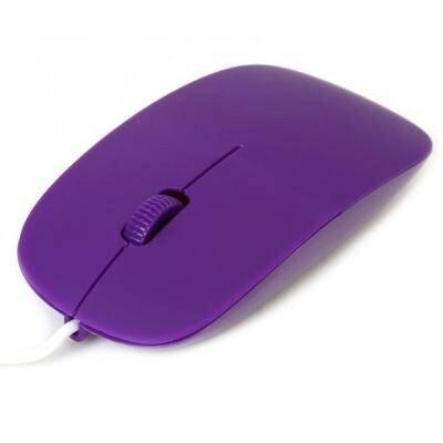 Мышь беспроводная OMEGA OM-414 BLISTER (OM0414WP) [425964] (RUBBER PURPLE)