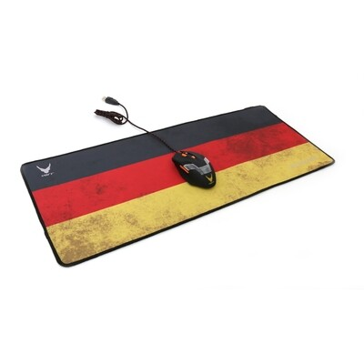 Коврик для мыши OMEGA VARR PRO-GAMING MOUSE PAD 300x700x2mm GERMANY [432351]