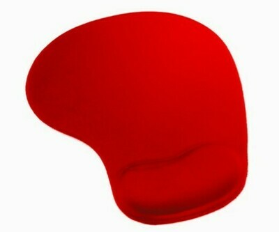 Коврик для мыши OMEGA GEL MOUSE PAD (OMPGR) [421287] (RED)