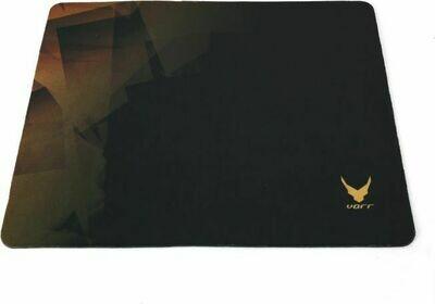 Коврик для мыши OMEGA VARR 250Х290Х2MM [432382] (BLACK/YELLOW)