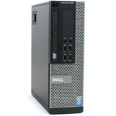 Системный блок (Б/У) DELL OptiPlex 7020 SFF (i5-4590/8192MB/500GB/DVD-RW) [030517]