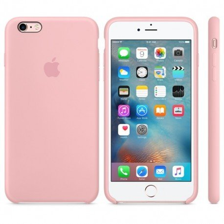 Чехол APPLE iPHONE 6/6S FLYPOWER PLASTIC PACKAGING [121181] (PINK ANTIQUE)