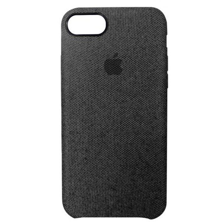 Чехол APPLE iPHONE 6/6S FLYPOWER HIHA CANVAS PATTEM [721183] (GRAY UMBER)