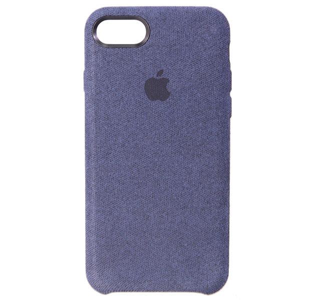 Чехол APPLE iPHONE 7/8 FLYPOWER HIHA CANVAS PATTEM [741181] (BLACK BLUE)