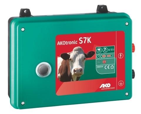 Kuhtrainer AKOtronic S7K