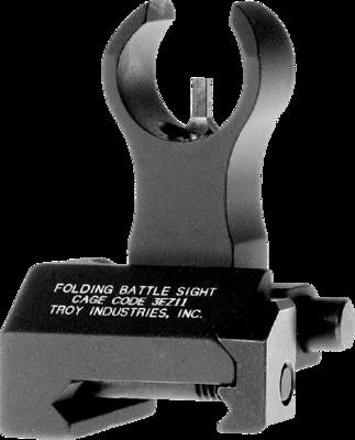 Troy Folding HK Front Battle Sight - Black