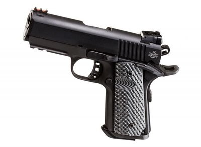 80% 1911 Tactical Officer Size - 9mm 3.5