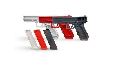 Demo Glock 17 For Micro Roni - DG