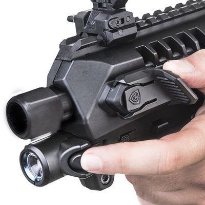 Integral Front Flashlight For MCK® - MCKFL