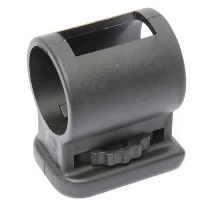 Glock Magazine Floor Plate w/ Built-In Mini-Flashlight Adaptor - 9mm, .40, .357, .45 GAP