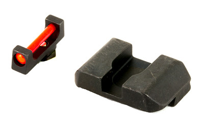 AmeriGlo Special Combination Sight TRGT Comp For Glock Red/Black